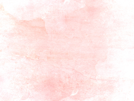 Light pink watercolor background with soft texture