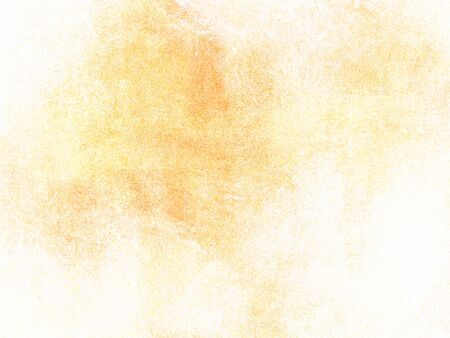 Yellow watercolor background - abstract pale pastel texture
