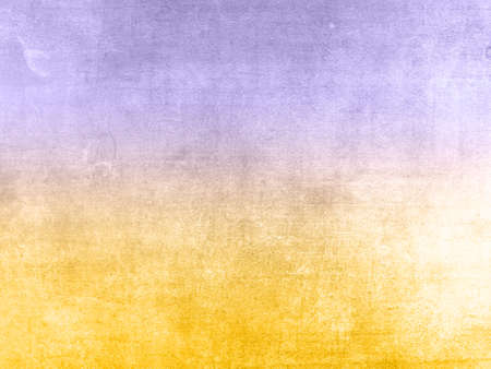 Abstract pastel watercolor texture - light grunge yellow purple background gradient Stok Fotoğraf