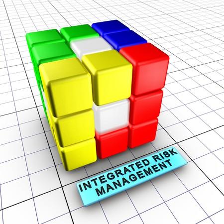 interakcje: Budżet, jakoÅ›ci, wydajnoÅ›ci i shedule kierownictwo integracji zarzÄ…dzania ryzykiem (identyfikacja, analizy, Å›ledzenie, kontroli). ZarzÄ…dzanie ryzykiem jest integralnÄ… częściÄ… projektu management.6 rysunki przedstawiajÄ… procesu zarzÄ…dzania ryzykiem i interakcje: ma zintegrowany 1 ryzyka Zdjęcie Seryjne