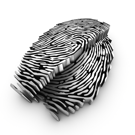 bifurcation: Deep 3d fingerprint analysis using cutting plane