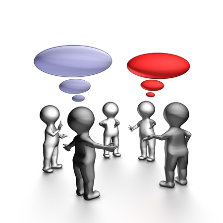 daily: Agile stand-up meeting is a daily team meeting. The goal is to provide a status to the team members. Stock Photo