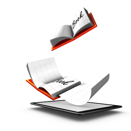 Electronic Book is a book publication in digital form