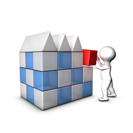infraestructura: Crear mi empresa gracias al plan de negocio, plan de marketing...