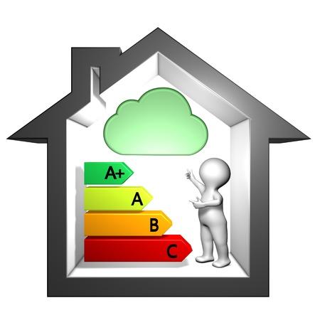 criterio: Informazioni indice di marcatura delle emissioni di sostanze pericolose nell'atmosfera interna Archivio Fotografico