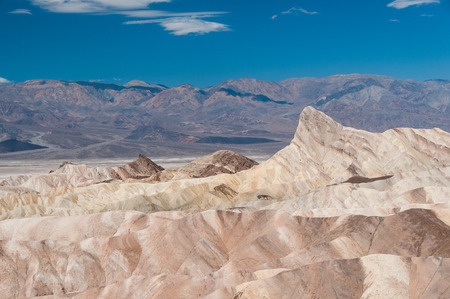Picture of beautiful landscape of Zabriskie Point, Death Valley NP, USA  photo