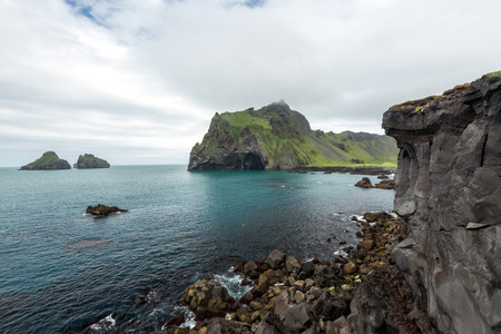 island�s: Costa islandesa