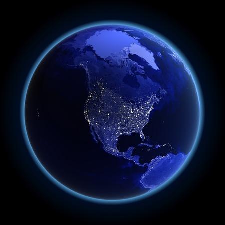 North America.  photo