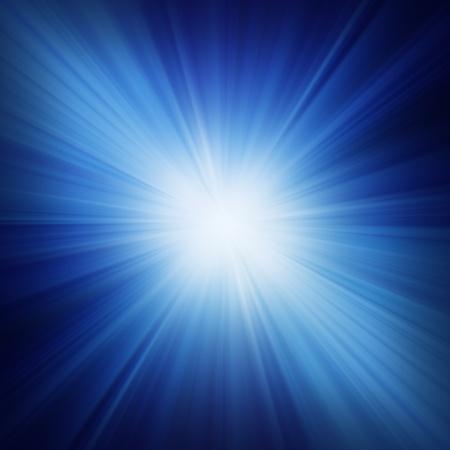 Fondo de rayos. Resumen luz 3d