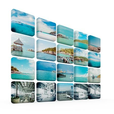 agencia de viajes: En todo el mundo