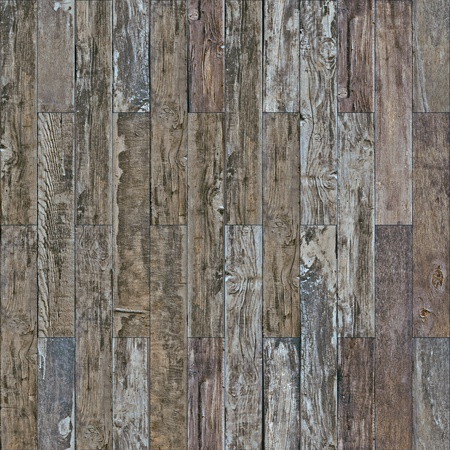 loopable: Seamless vintage wood parquet Stock Photo