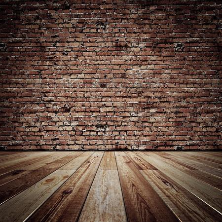 Bricks intérieur. Banque d'images - 19842448