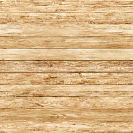 Seamless bright yellow wood texture photo