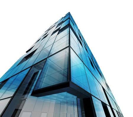 arquitectura abstracta: Arquitectura Dise�o abstracto blanco aislado Foto de archivo
