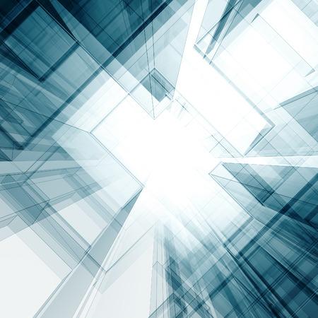 Design Architecture concept Banque d'images - 35324340