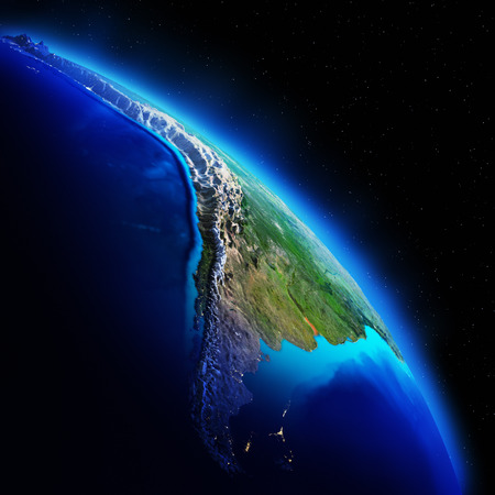 passages: Earth from space
