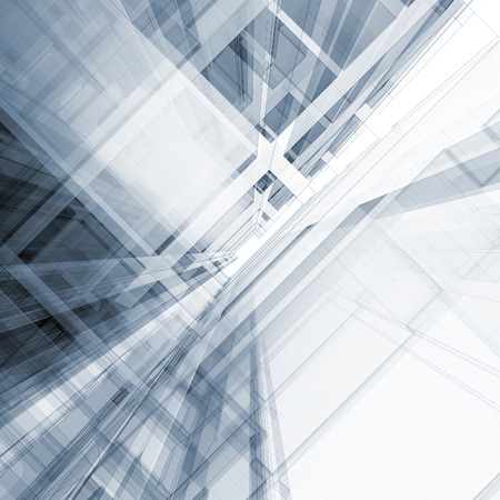 architecture model: Architecture design. Architecture design and model my own Stock Photo