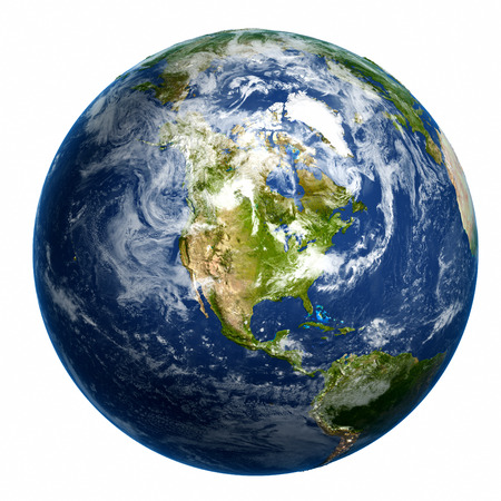 Planet Earth Stockfoto