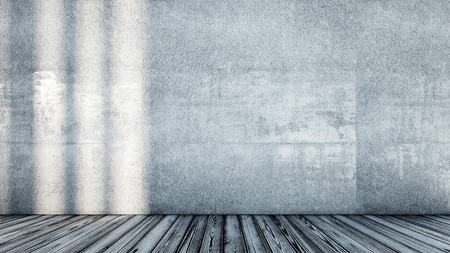 wall background: Blank indoor. All textures and maps my own photos