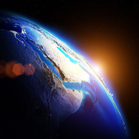 geography: World geography. Elements of this image furnished by NASA Stock Photo