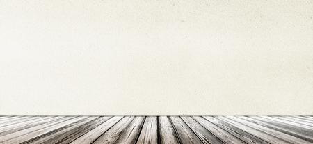 Interior texture wallpaper. Empty room 3d rendering Banco de Imagens