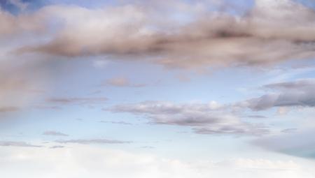 Sky clouds art sunrise background. Summer wallpaper Фото со стока