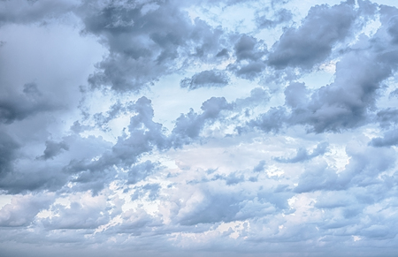 Sky clouds art sunrise background. Summer wallpaper 写真素材
