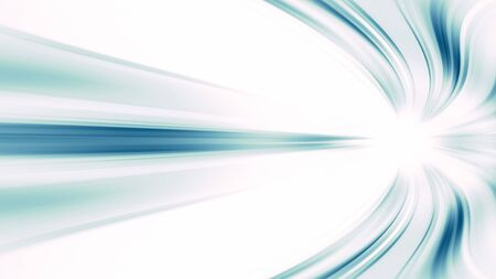 Glow blur lines abstract background. 3d rendering