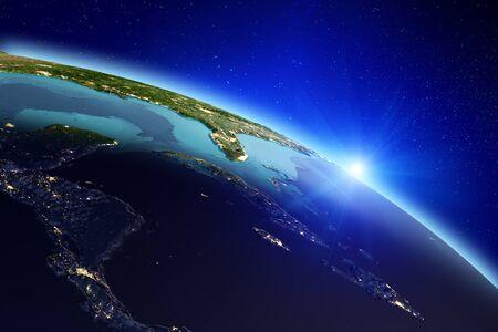 Planet Earth. Stockfoto