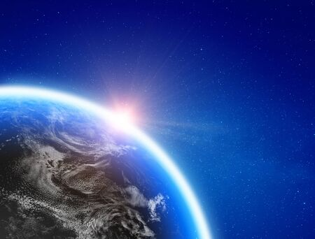 Planet Earth world. Stok Fotoğraf