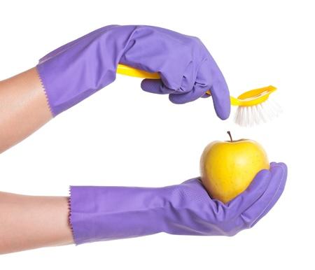 homemaker: Rubber gloves