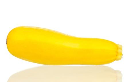 Yellow zucchini squash Stock Photo - 15569420