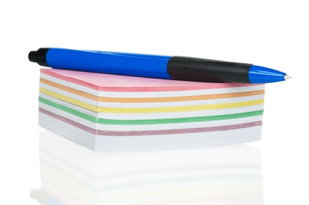 rubber sheet: Note paper