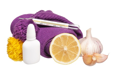 Anti-virus remedies Reklamní fotografie - 16555420