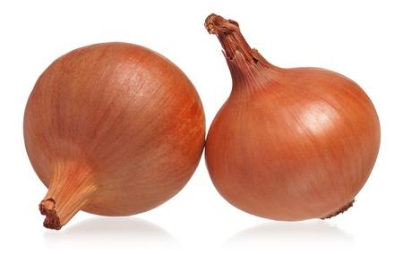 Gold onions Reklamní fotografie