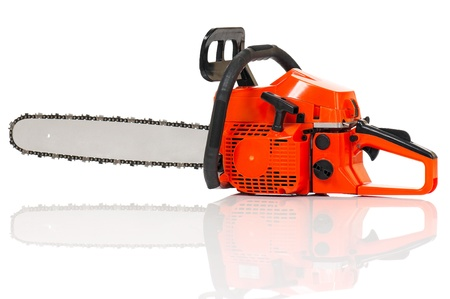 Chain saw Stock Photo - 18558688