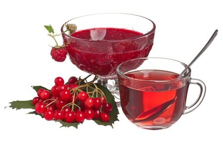 Crimson tea photo