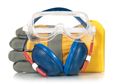 Protective accessories Stock Photo