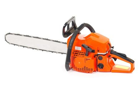Chain saw photo