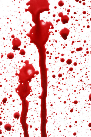 corpses: Drops of blood