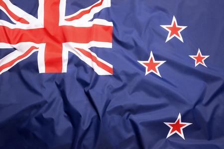 bandera de nueva zelanda: Bandera de Nueva Zelanda como un fondo