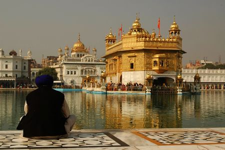 Golden Temple Amritsar India Stock Photo - 6582797