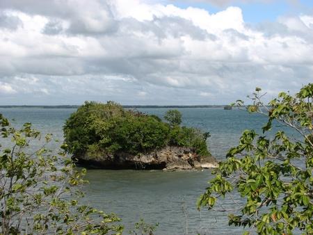 seven deadly sins: One of seven deadly sins (Siete Pecados Islands in Guimaras, Philippines)