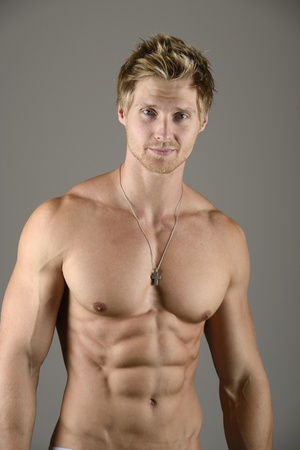 pectoral muscle: Sportsman Pectoral Muscle