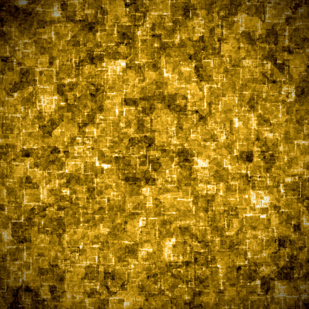 Illustration of a abstract gold metal background plate Stock Illustration - 24098466