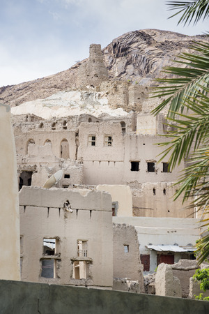 Image of Birkat al mud in Oman photo