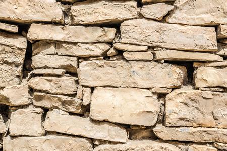 birkat: Image of a part of a wall in Birkat al mud in Oman