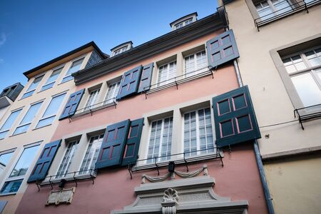 Image of the birth house of Ludwig van Beethoven in Bonn, Germany in summer Stock fotó