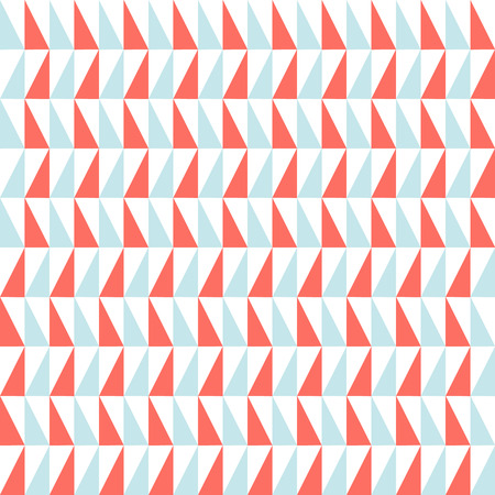 Geometric seamless pattern with triangles. Background pattern. Vector illustration