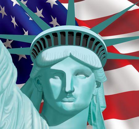 estatua de la justicia: Libertad